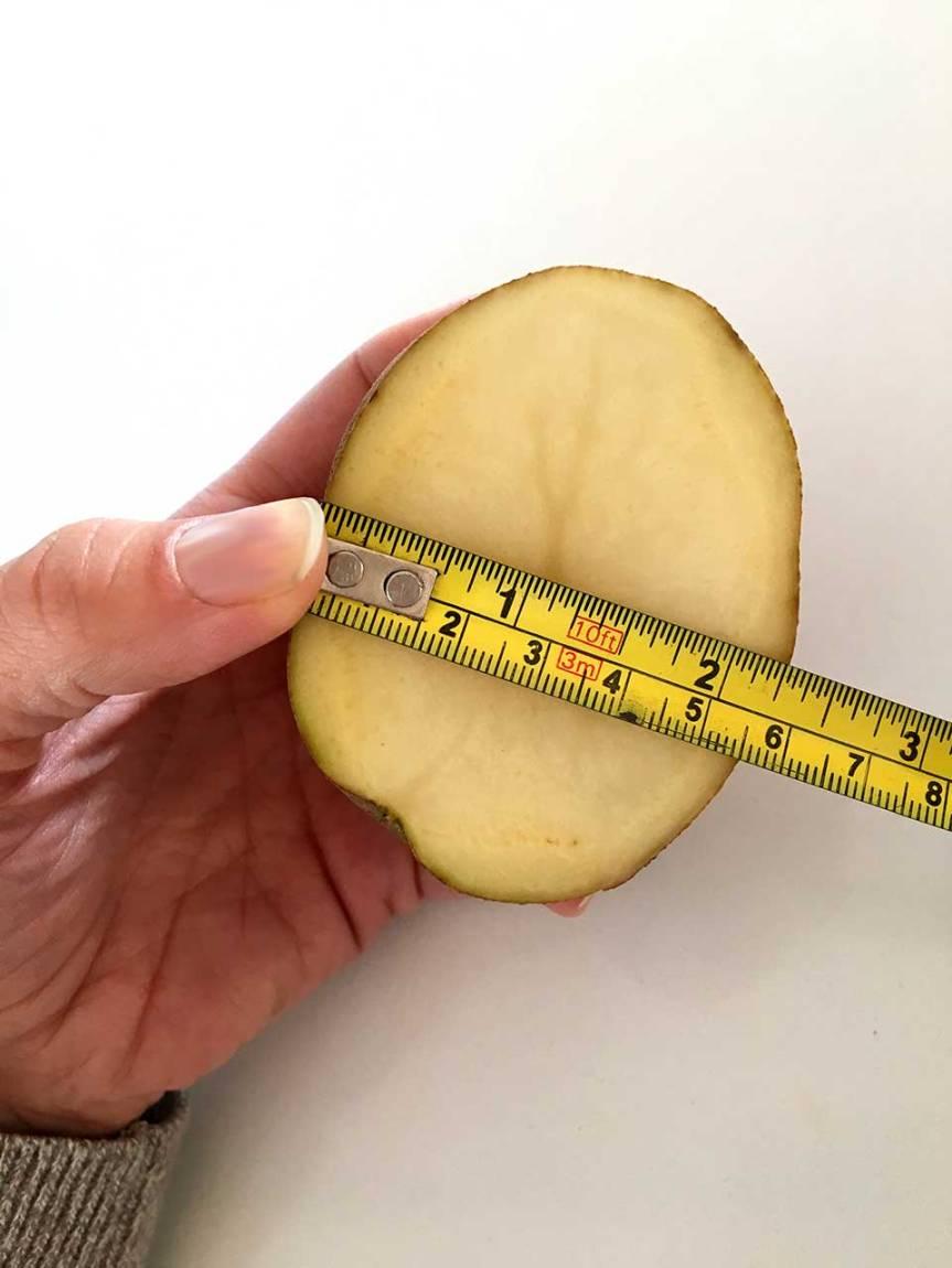 1.measure